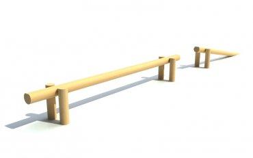 Kladina rovná, délka 3,0 m - T4