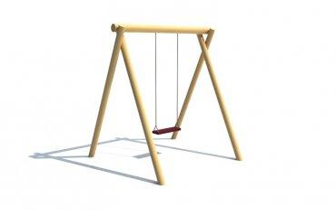 Houpačka se sedátkem ( baby sedák + 1.000,- Kč ) - H5