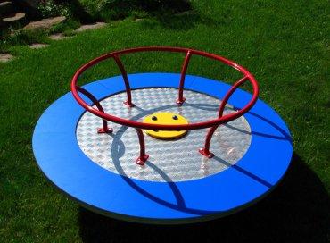 Kolotoč pro 5-6 děti k sezení - K3