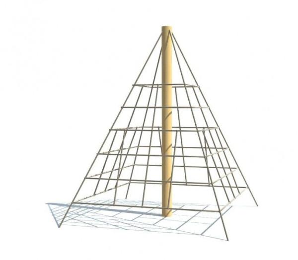 Lanová pyramida REVO - MAXI