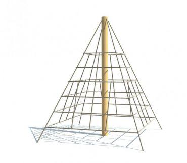 Lanová pyramida REVO - MAXI - S9