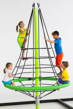 Lanová pyramida Firry výška 2,7 m - S10