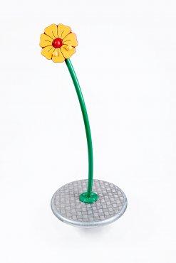 Minikolotoč - kytka žlutá ( pro 1-2 děti ) - K05D3